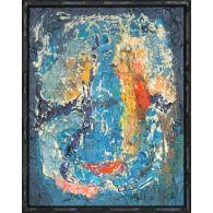 """Don Diers """"Blue Bottle"""" 15W X 19H"""