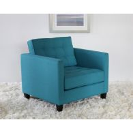 Vito Chair in Aqua