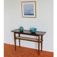 Mid-Century Modern Danish Console Table