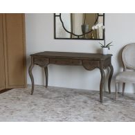 Weathered Oak French Des