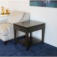 Hollywood Hills End Table