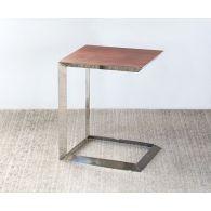 Horseshoe Tall End Table