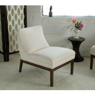 Jill Chair in Cream
