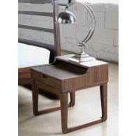 Vernal Nightstand in American Walnut