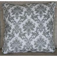 Sage Demask Pillow