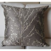 Pewter Branches Pillow