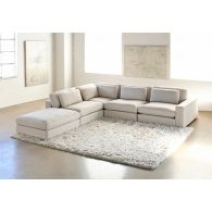 Kensington Sectional in Essence Natural