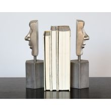 Pair of Fleming Bookends - Cleared Décor