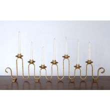 Garland Candle Holder