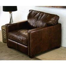 Larkin Club Chair in Cigar Leather