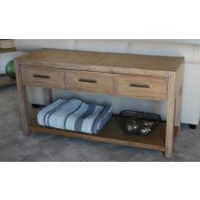 Weathered Transitions Console Table