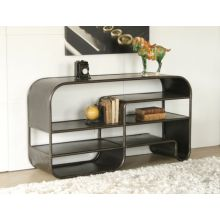 Bauhaus Style Metal Console