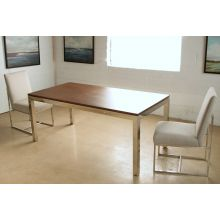 Mitchell Gold Classic Parsons Rectangle Dining Table
