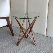 Quasar Tall End Table