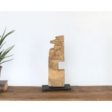 Small Primitive Sculpture - Cleared Décor