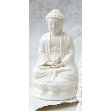 White Porcelain Buddha Statue