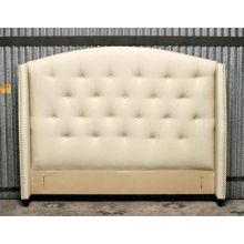 Harvard Queen Headboard with Pewter Nailhead Trim