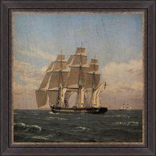 Seafarer Gallery 2 28.5W x 28.5H