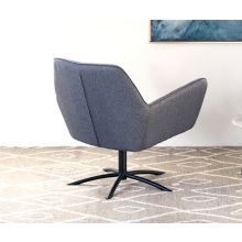 Vanier Swivel Lounge Chair