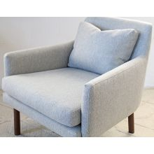 Clipper Lounge Chair in Ash Gray
