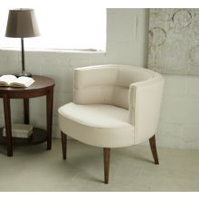 Betsy Chair in Cream