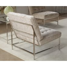 Mitchell Gold Major Chair in Palma Sugar