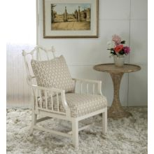 Charleston Regency Chippendale Planter's Chair