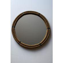 Rope Round Mirror