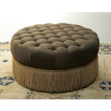 Catherine Tufted Ottoman