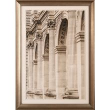 Columns in Paris 26W x 36H