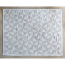 8' x 10' Chess Geometric Rug