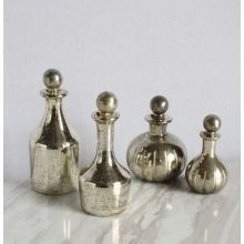 Blythe Small Decanters (Set of 4)