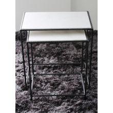 Set of 2 Miro Nesting Tables