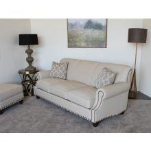 Natural Linen Sofa