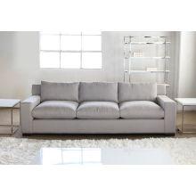 York Sofa in Light Gray
