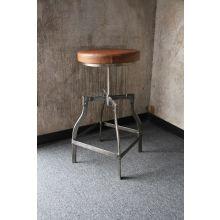 Foley Adjustable Counter/Bar Stool